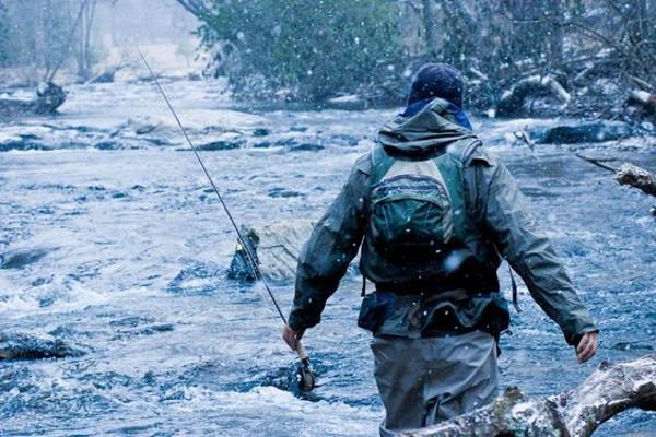 «Умная» экипировка для зимней рыбалки.