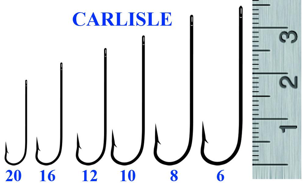 Крючок CARLISLE 8 (10 шт)