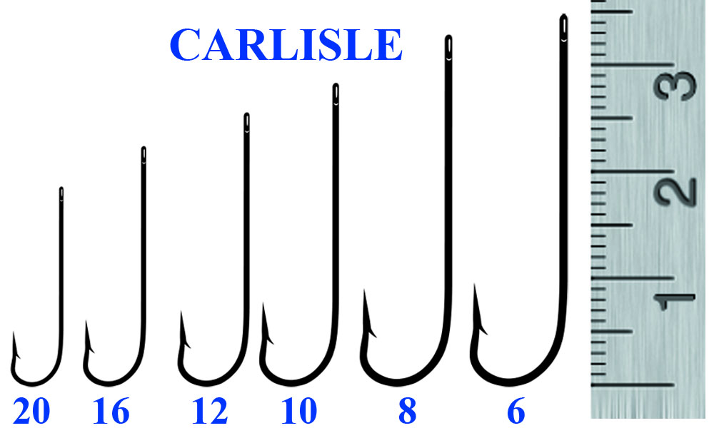 Крючок CARLISLE 20 (10 шт)