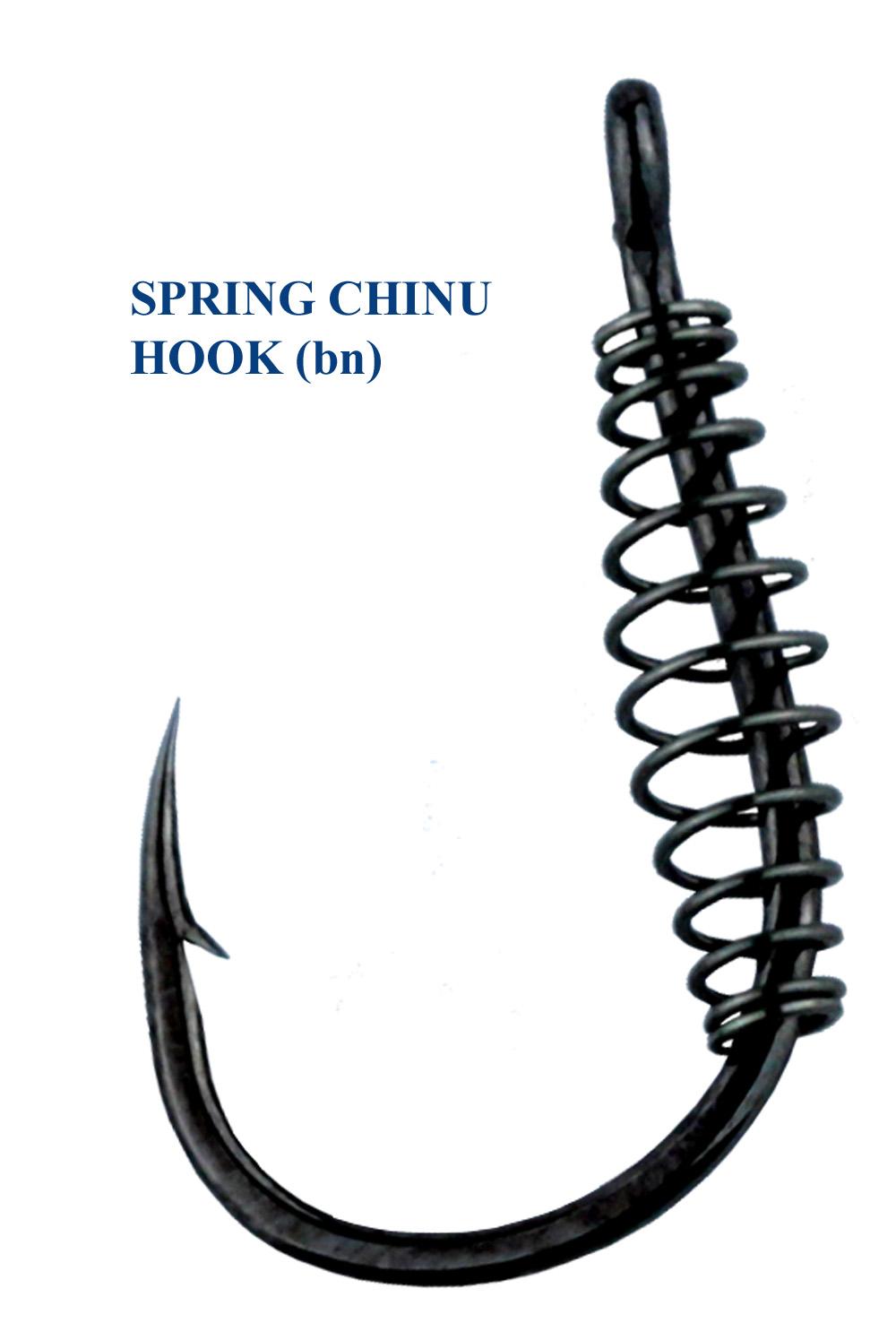 Крючок SPRING CHINU 2 (10 шт)