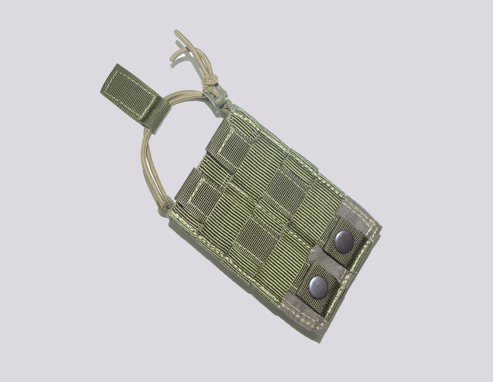 Подсумок модульный для магазина АК molle, ТП-014