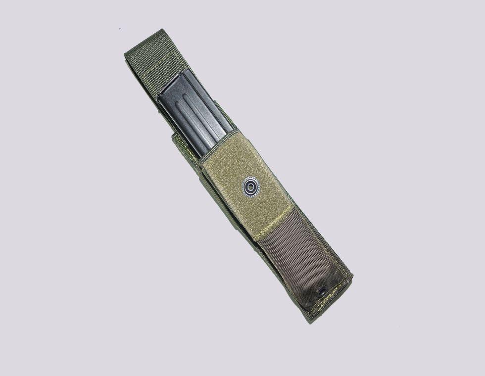 Подсумок для магазина ПП-91/93 на 30 патронов molle, ТП-020