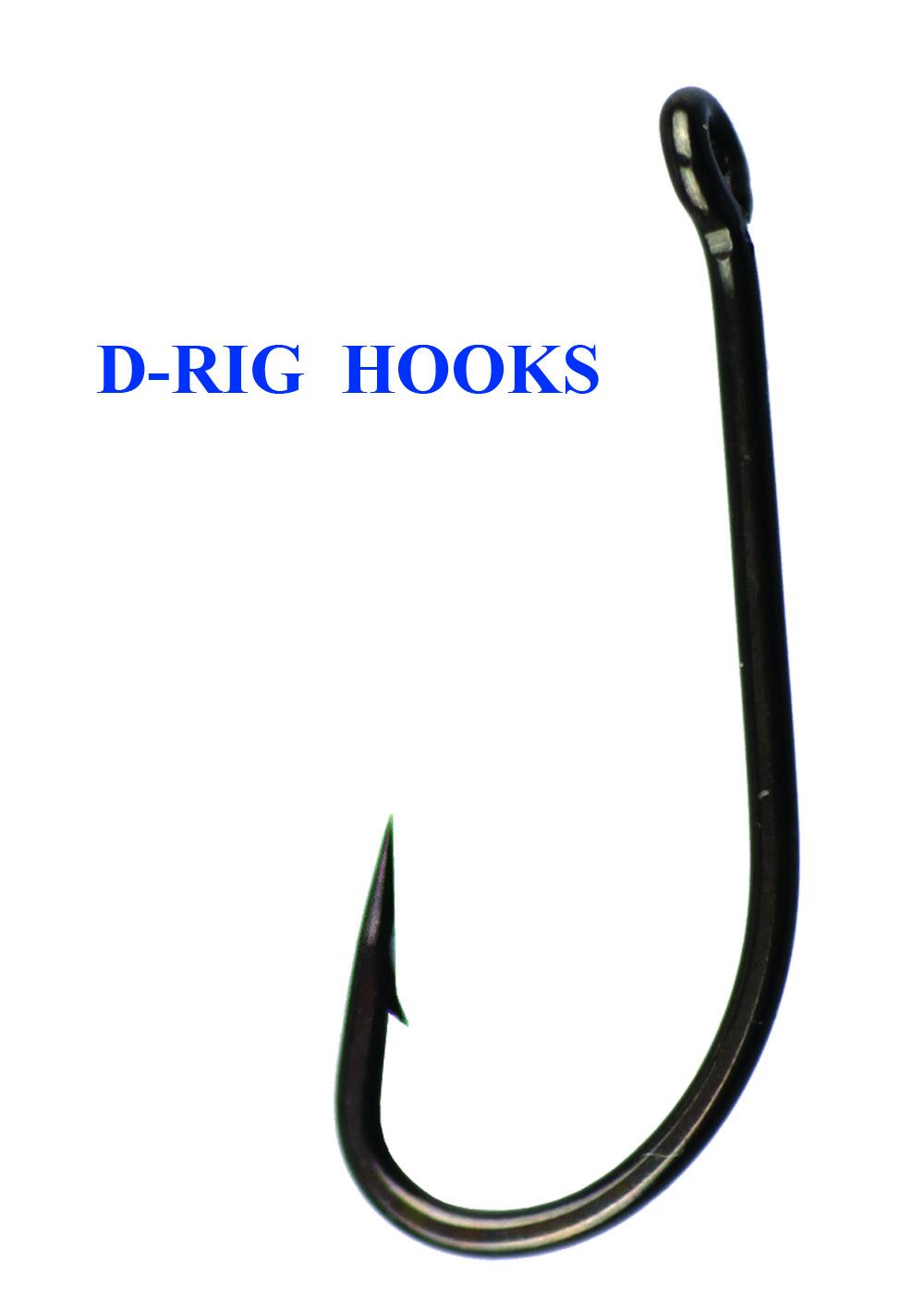 Крючок D-rig 6 (10 шт)