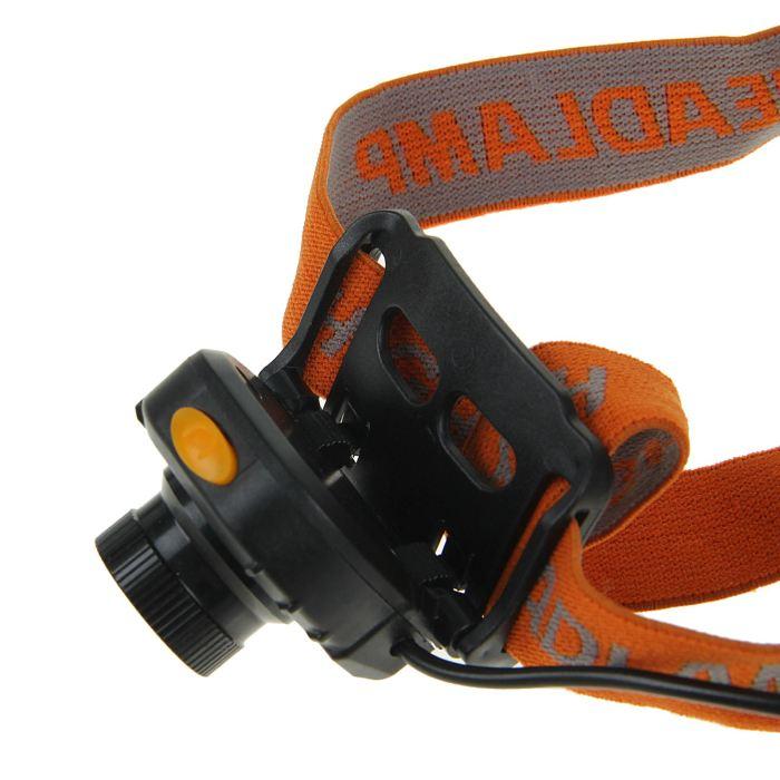 Фонарь налобный SL-1850804