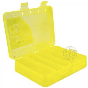 Коробка ВБ-3 двухсторонняя (5+5), (200 х 170 х 45), цвет желтый