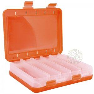 Коробка ВБ-3 двухсторонняя (5+5), (200 х 170 х 45), цвет красный