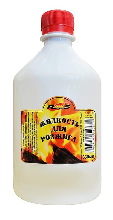 Жидкость для розжига RUNIS 0,33 л (парафин)