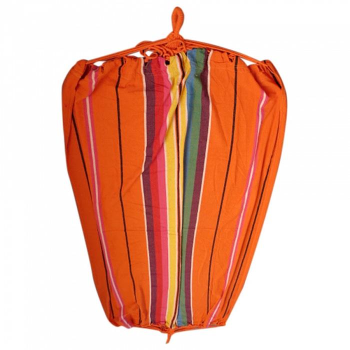 Гамак тканевый (оранжевый)