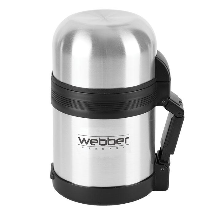 Термос WEBBER 0.8L SSVW1-800M