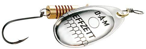 Блесна DAM Effzett Spinner Single Hook 4 г