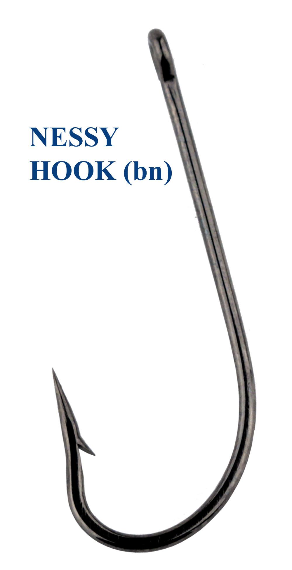 Крючок NESSY HOOK 10 (10 шт)