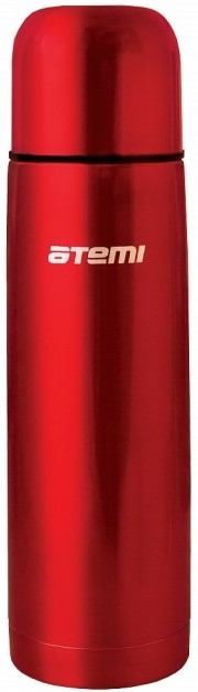 Термос HB-1000 red, 1 л, красный
