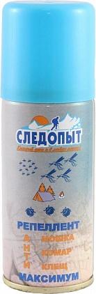 Аэрозоль СЛЕДОПЫТ-Максимум, 140 см3