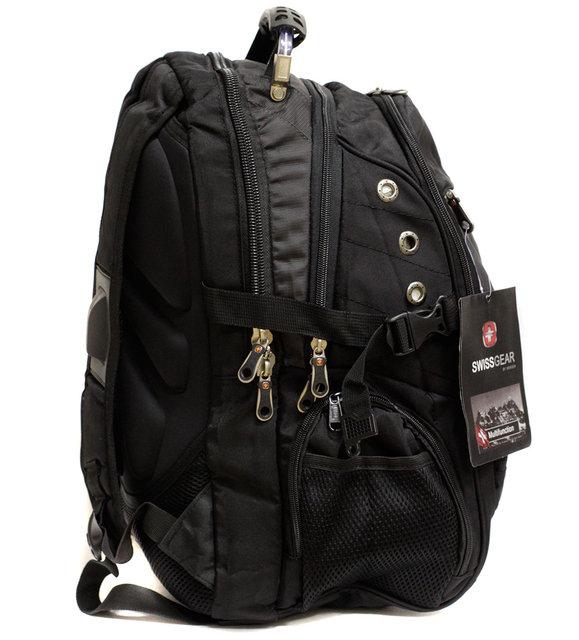 Рюкзак SwissGear 8810 (черный/серый)
