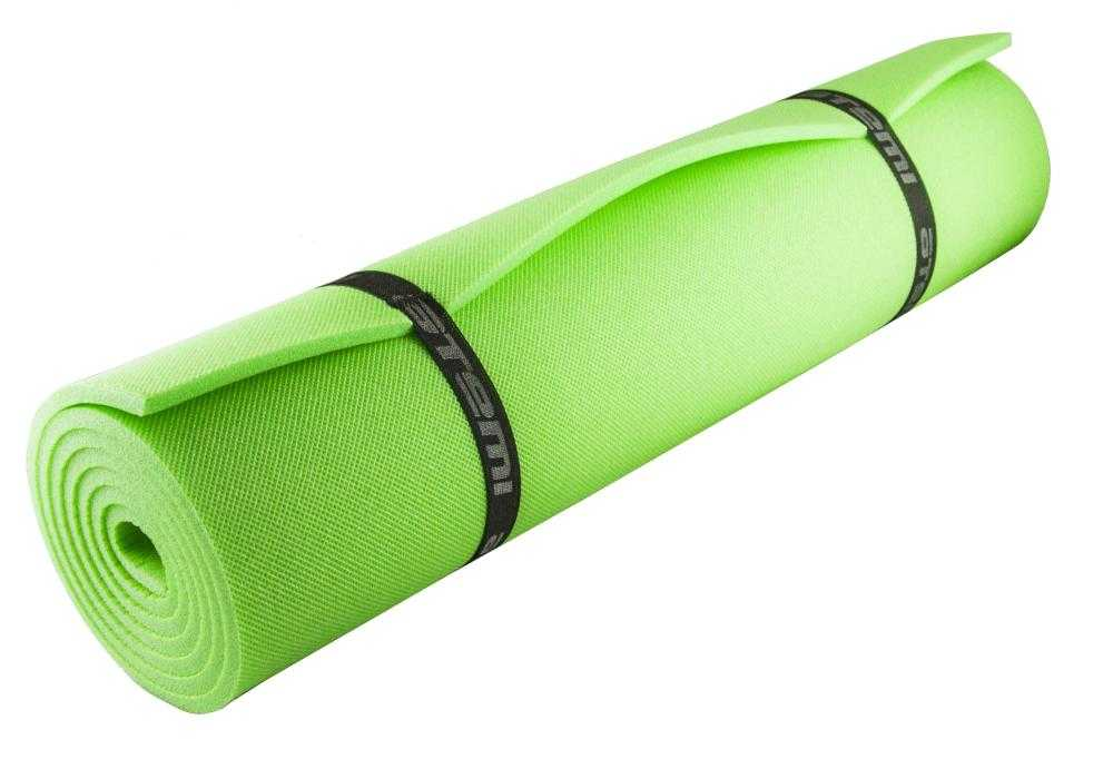 Коврик туристический Atemi 1800 х 600 х 8 мм, зеленый