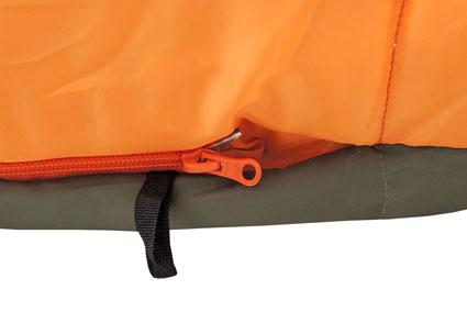 Спальный мешок Mansy Big (до -20°С)