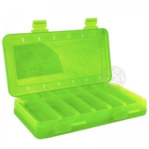 Коробка ВБ-2 двухсторонняя (6+6), (235 х 135 х 35), цвет зеленый