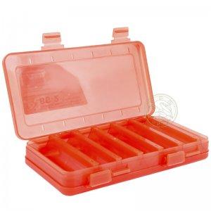 Коробка ВБ-2 двухсторонняя (6+6), (235 х 135 х 35), цвет красный