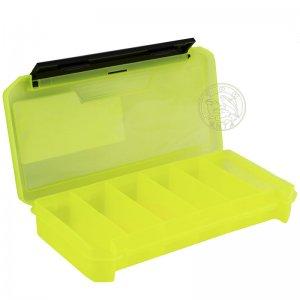 Коробка КДП-1 (190 х 100 х 30), цвет желтый