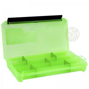 Коробка КДП-3 (270 х 175 х 40), цвет зеленый