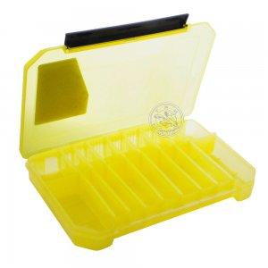 Коробка КДП-4 (340 х 215 х 50), цвет желтый