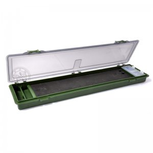 Коробка для поводков КПК-1 (350 х 90 х 26), цвет зеленый