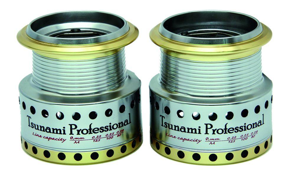 Шпуля TP1000 для катушки Silver Stream TSUNAMI PROFESSIONAL