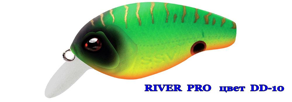 Воблер RIVER PRO 40