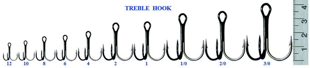 Тройник TREBLE 8 (10 шт)