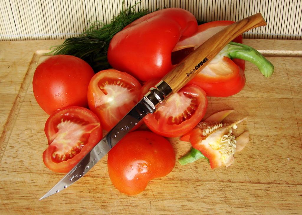 Нож филейный Opinel №10 VRI Folding Slim Olivewood (нержавеющая сталь)