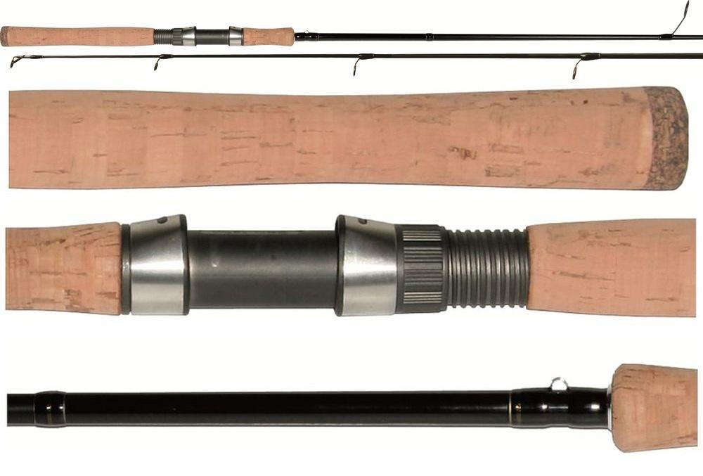 Спиннинг TSUNAMI длина 2.4 м, тест 7-35 г
