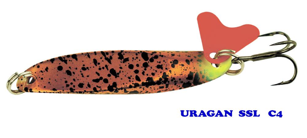 Блесна SSL URAGAN 7 г