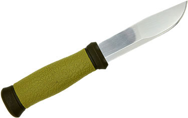 Нож MORAKNIV OUTDOOR 2000 GREEN