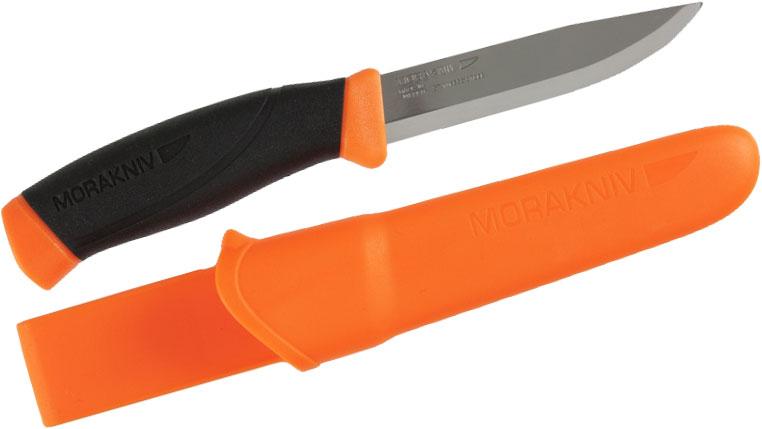 Нож MORAKNIV COMPANION F ORANGE