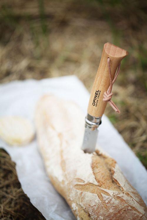 Нож Opinel №8 VRI Tradition Inox (нержавеющая сталь)