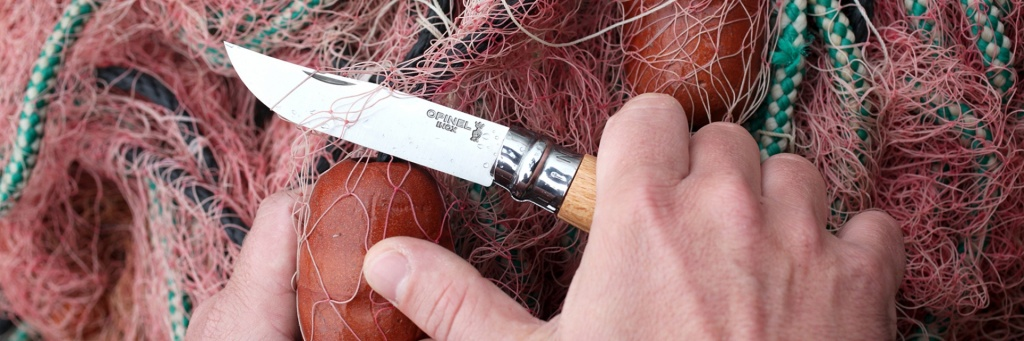 Нож Opinel №12 VRI Tradition Inox (нержавеющая сталь)
