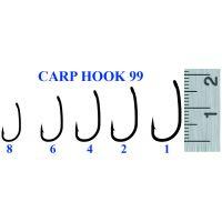 Крючок CARP 99-1 (10 шт)