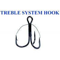 Крючок TREBLE SYSTEM 1 (10 шт)
