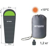 Спальный мешок Atemi C1 (+10°C)