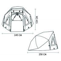 Палатка Oval Shelter 60