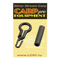 Клипса Back lead clip with lock tube