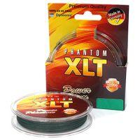 Плетеная леска XLT 4X GREEN 120 м (0.10 мм) 8.20 кг