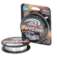 Плетеная леска FIRE LINE CRISTAL 110 м (0.08 мм) 4.4 кг