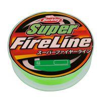 Плетеная леска SUPER FIRELINE GREEN 150 м (0.18 мм) 9.1 кг