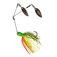Спиннербейт DAM Effzett Twin Spinnerbait