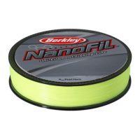 Плетеная леска NANOFIL HI-VIS CHARTREUSE 125 м (0.2 мм) 12.5 кг