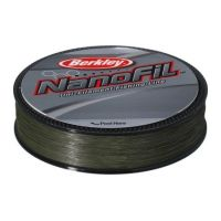 Плетеная леска NANOFIL LO-VIS GREEN 125 м (0.1 мм) 5.5 кг