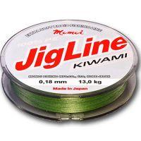 Плетеная леска JIGLINE KIWAMI 150 м (0.08 мм) 5.4 кг