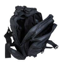 Сумка-рюкзак с одной лямкой малый, черный