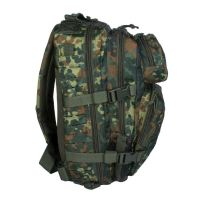 Рюкзак Backpack Assault I Laser 30 л, flecktarn-1003V